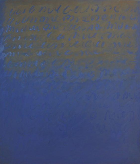 Huile sur toile 132 x 112
