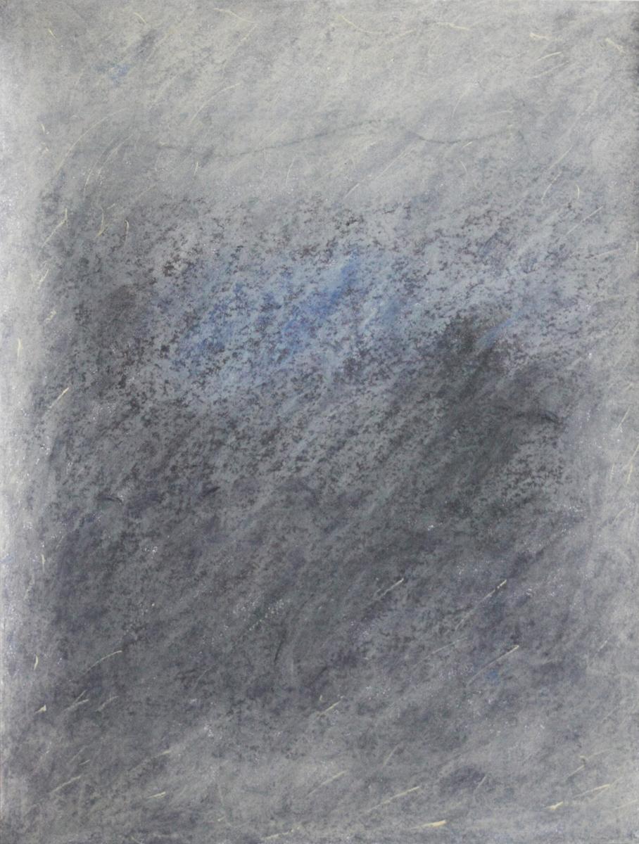 Pastel sur papier, 2012 - 65 cm x 50 cm