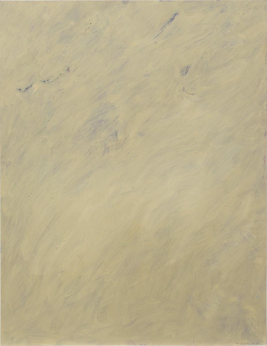 Huile sur papier. 2017. 65 x 50 cm