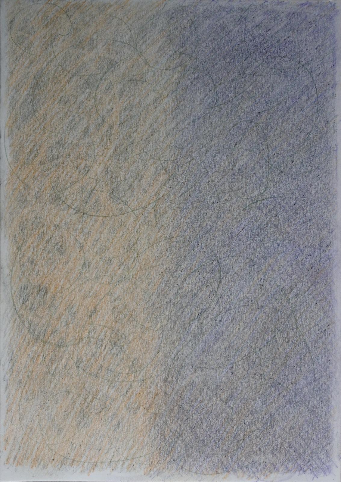 Crayons de couleur 2020. 30 x 21 cm